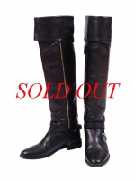 MS8050 Boot da Burberry size 35 đen